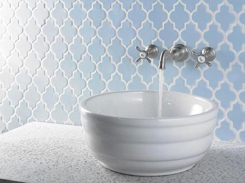 Landelijke Kranen Badkamer : Badkamer kraan uit de muur interieur inrichting