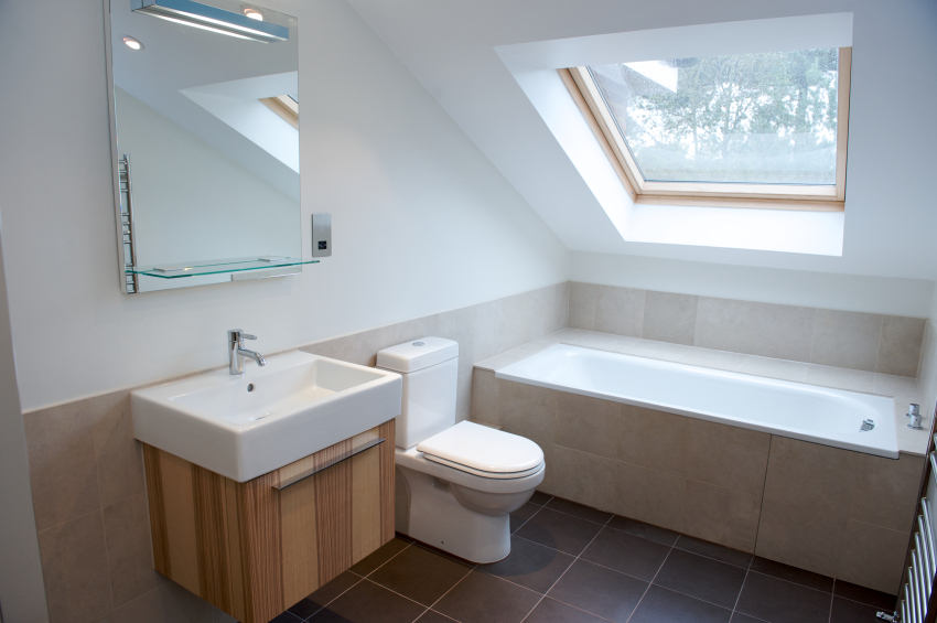 Badkamer badkamer dakraam dakraam badkamer dakraam monteren in ...
