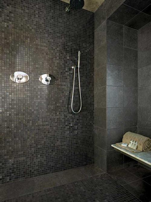 badkamer Mozaïek badkamer Mozaïek tegels badkamer ontwerp badkamer ...