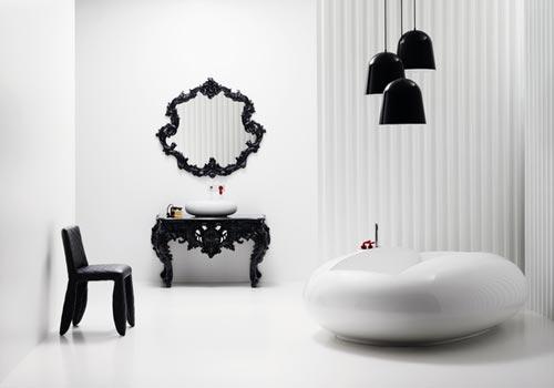 Badkamer Marcel Wanders : Badkamer sanitair van marcel wanders interieur inrichting