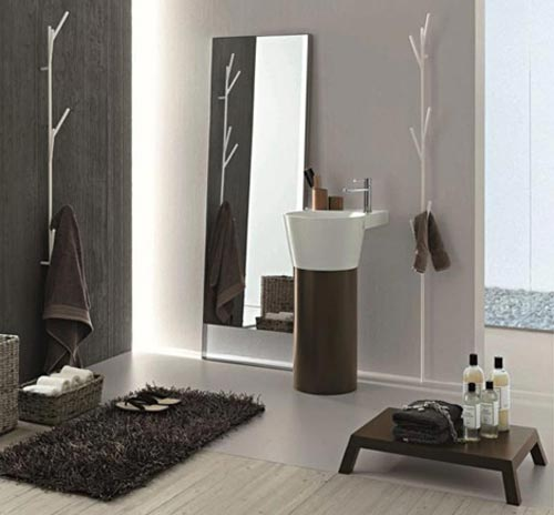 Badkamer sanitair van Novello