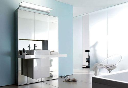 Badkamer Spiegel Kast : Badkamer spiegel kast interieur inrichting