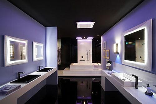 Toilet Verlichting Ideeen : Badkamer verlichting ideeën interieur inrichting