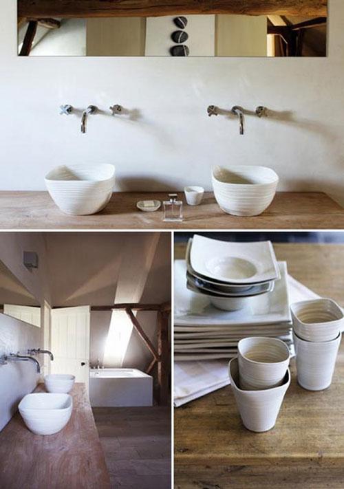 Landelijke badkamer ideen landelijk badkamer tegels u2013 badkamer ontwerpen - Badkamer inrichting ...