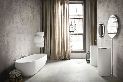 Badkamer idee n interieur inrichting part 7 - Most beautiful bathrooms designs collection ...
