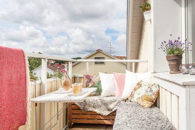 Balkon inrichten voor jezelf én voor de verkoop interieur inrichting