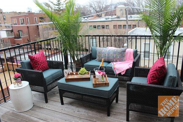 balkon interieur inrichting part 3. Black Bedroom Furniture Sets. Home Design Ideas