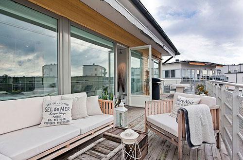 Houten Balkon Meubels : Balkon meubels interieur inrichting