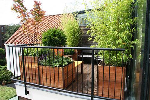 Balkon renovatie in Delft