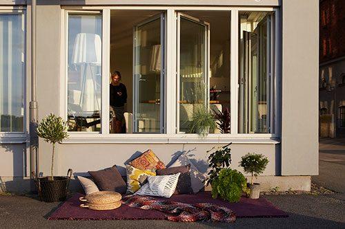 Balkon en terras inspiratie