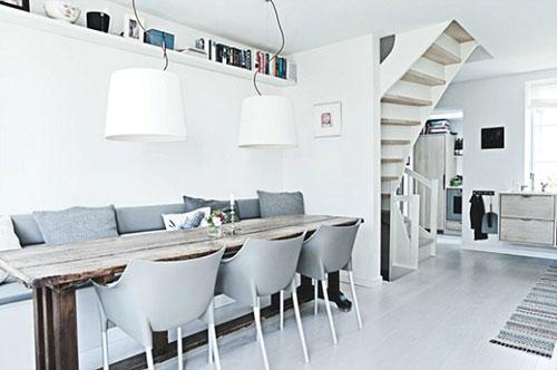 Eetbank Keuken : 10 x Bank bij eettafel Interieur inrichting