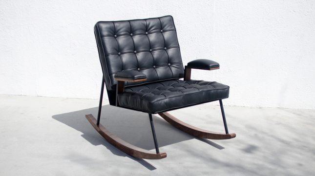 Barcelona Rocking Chair