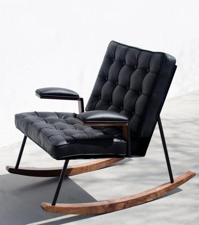 Barcelona Rocking Chair