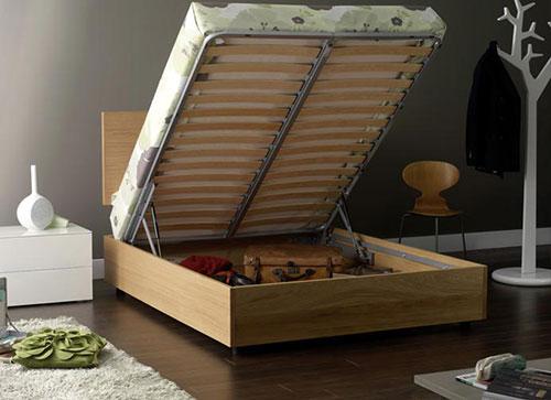 Fabulous Bedden met opbergruimte | Interieur inrichting @BX48