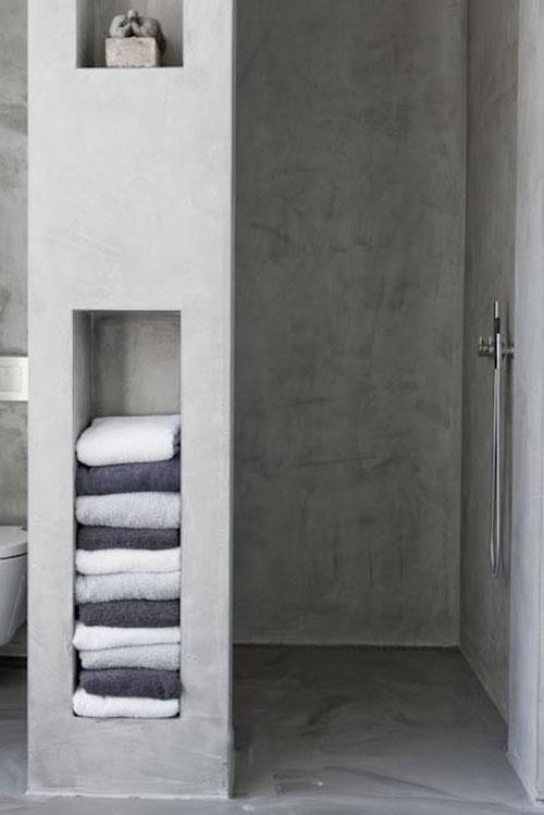 Beton Afwerking Badkamer ~ Betonlook badkamer  Interieur inrichting