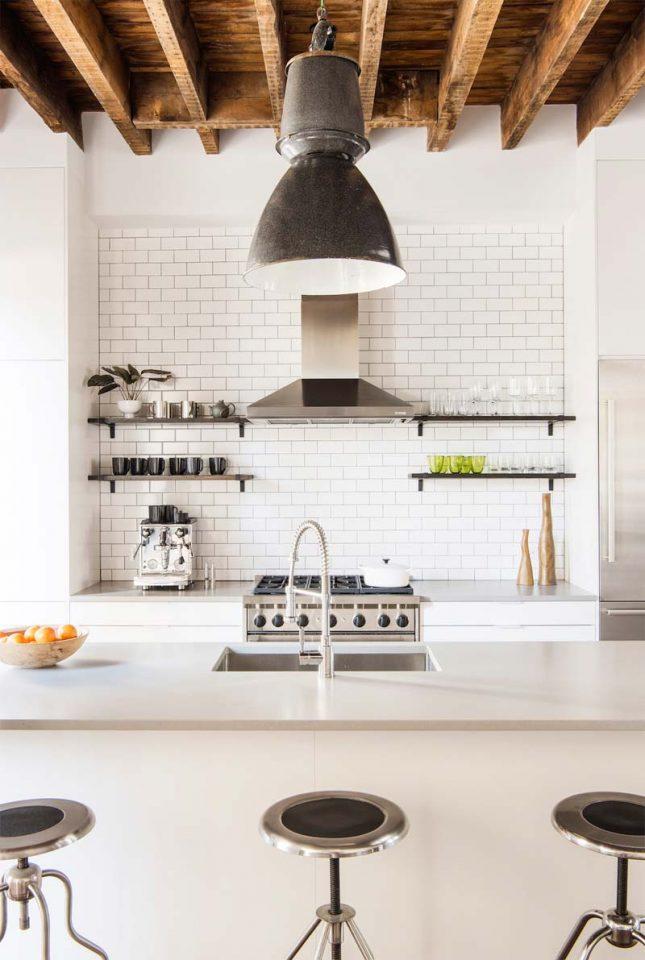 betonlook composiet keukenblad