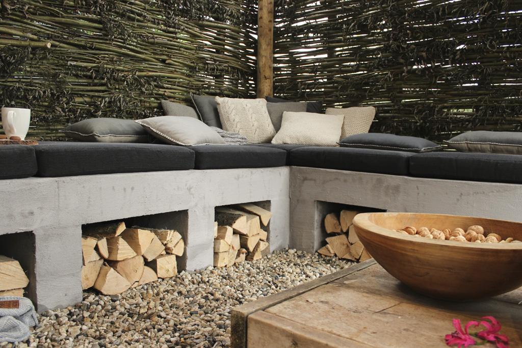 Stoer tuin ontwerp interieur inrichting for Hoofdbord maken eigen huis en tuin
