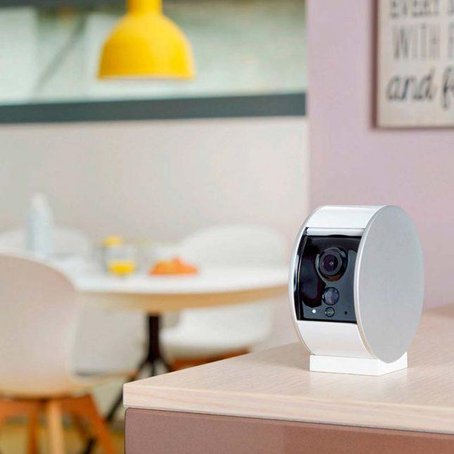 beveiligingscamera somfy indoor camera