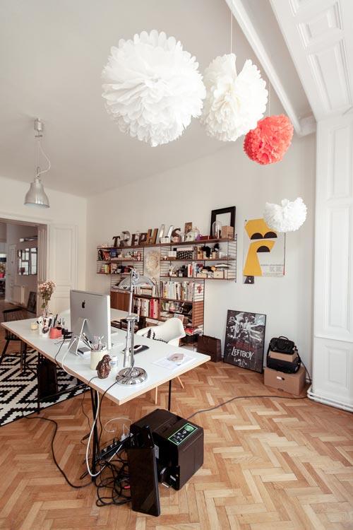 Binnenkijken bij art director Laura Karasinski