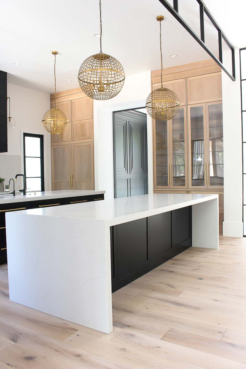 Binnenkijken in de nieuwe keuken van Shauna