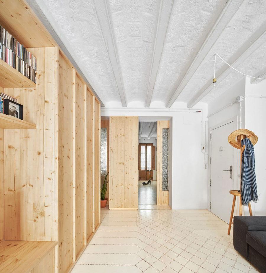 Binnenkijken in het mooie Barcelona appartement van Laia en Biel