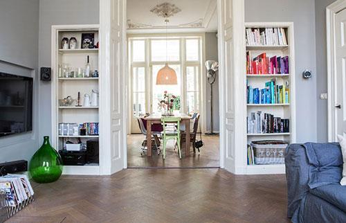 binnenkijker herenhuis in haarlem | interieur inrichting, Deco ideeën
