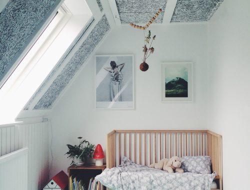 Behang Kinderkamer Grijs : Behang babykamer blauw best behang kinderkamer verf wand images