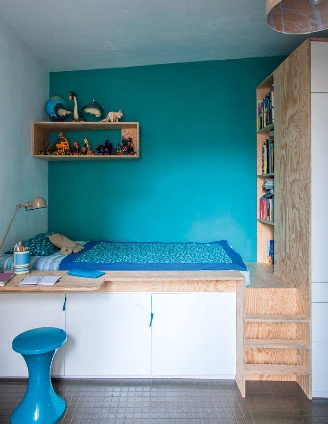 babykamer inspiratie blauw ~ lactate for ., Deco ideeën