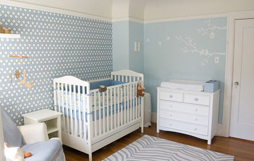 inspirerende babykamer inrichting  interieur inrichting, Meubels Ideeën