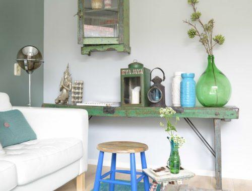 Arabische slaapkamer ideeen oosterse lampen mozaiek marokkaanse plafonniere poef kleur muur - Kinderen slaapkamer decoratie ideeen ...