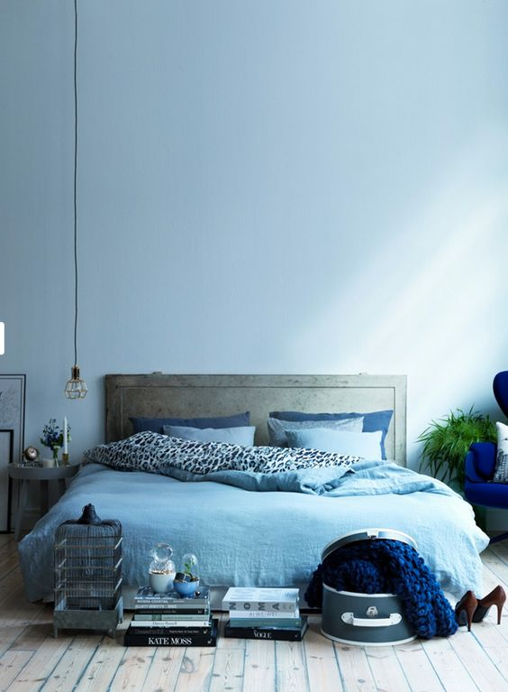 x blauw in interieurinterieur inrichting  interieur inrichting, Meubels Ideeën