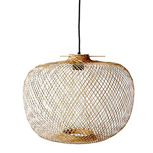 Bloomingville Bamboo lamp