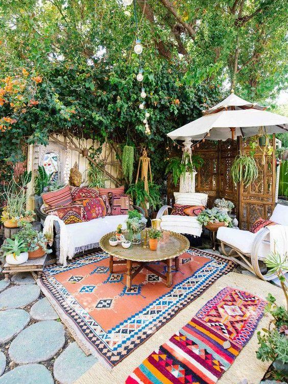 Marokkaans tafeltje