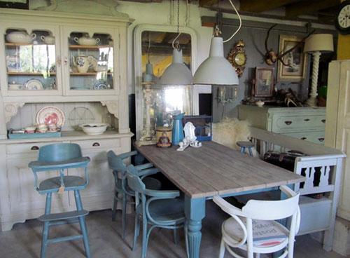 Brocante Keuken Kopen : Brocante inrichting Interieur inrichting