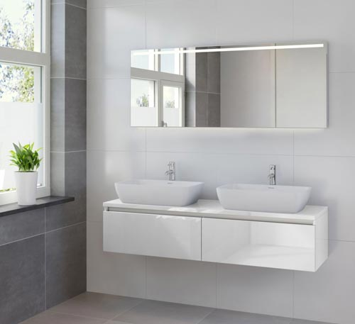 Bruynzeel badkamer ideeën  Interieur inrichting