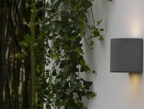 buitenlamp betonnen wandlamp koala