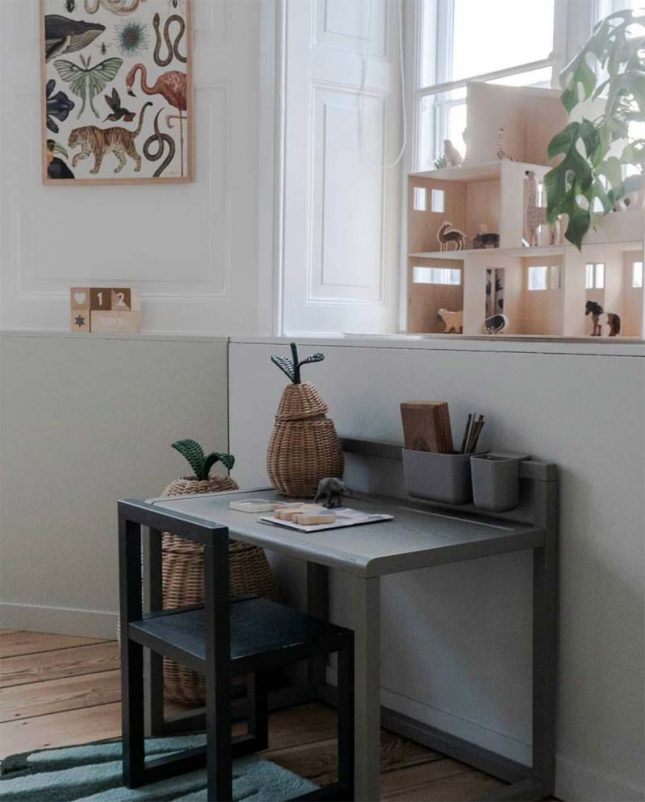 bureaus kinderkamer ferm living little architect bureau