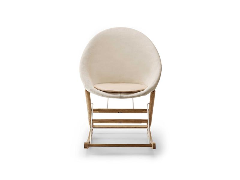 Carl Hansen & Son AB001 schommelstoel