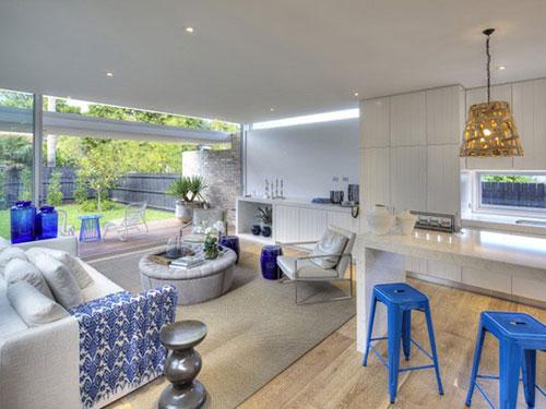Charmante woning door interieur architect Uri Turgeman | Interieur ...