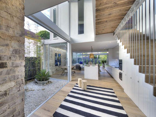Charmante woning door interieur architect Uri Turgeman