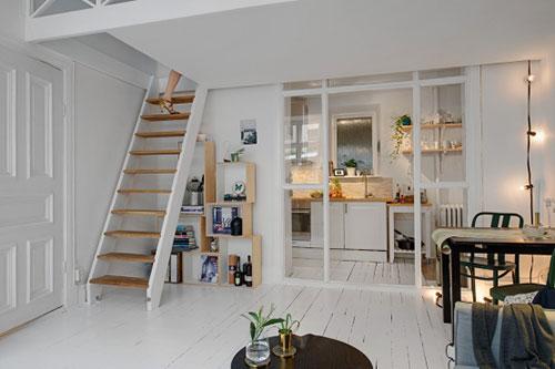 Klein Appartement Inrichting : De charme van een klein appartement interieur inrichting