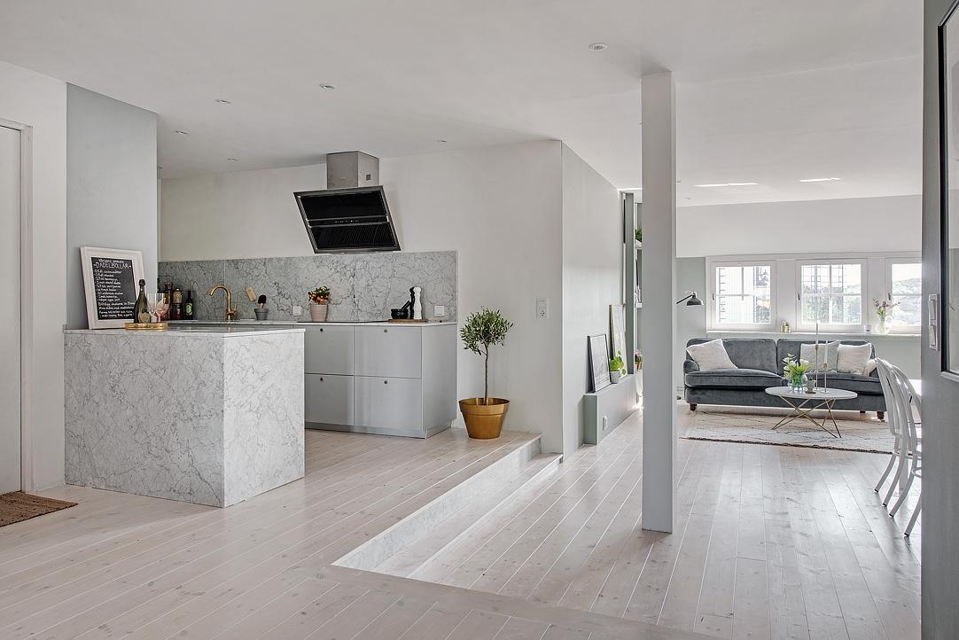 slaapkamer chique : Chique keuken met chique materialen en afwerking ...