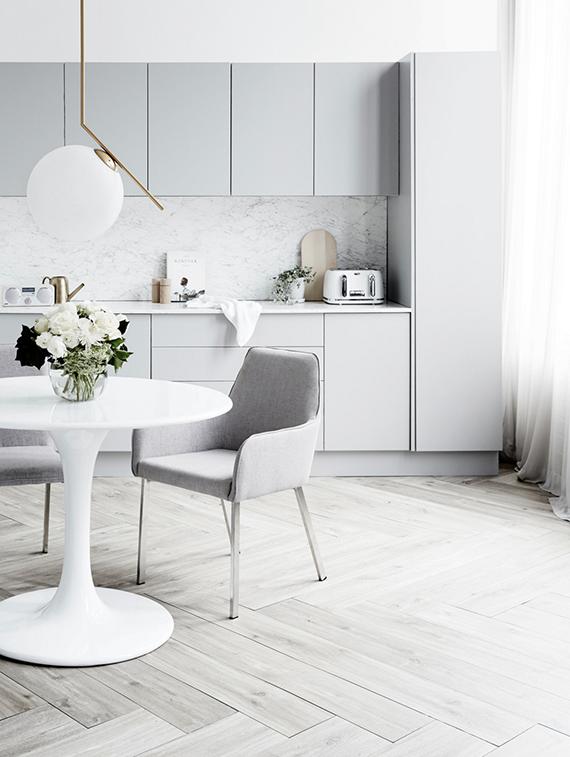 Interieur inrichting idee n inspiratie interieur - Deco keuken chique platteland ...