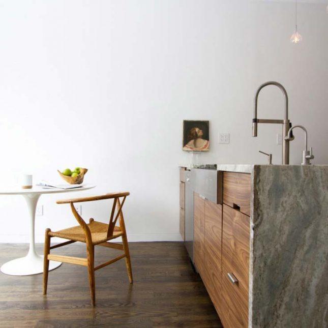 composiet keukenblad natuursteen