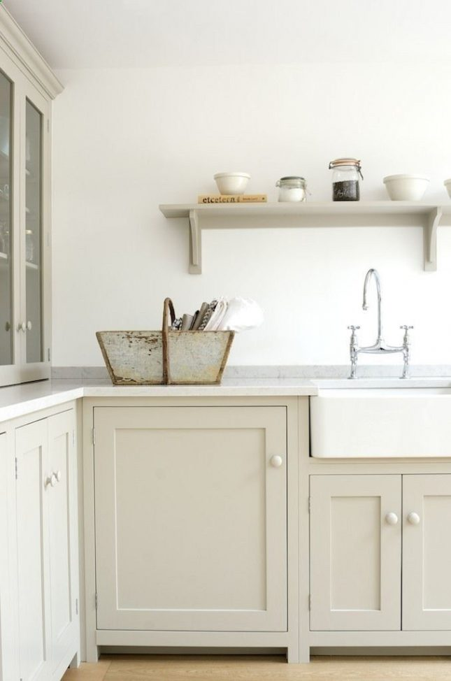 composiet keukenblad wit marmer look