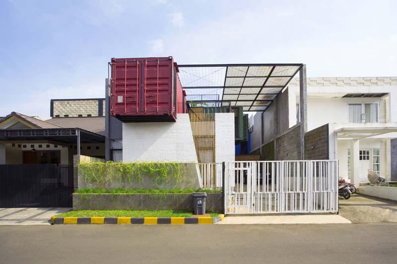 containerwoning goede isolatie