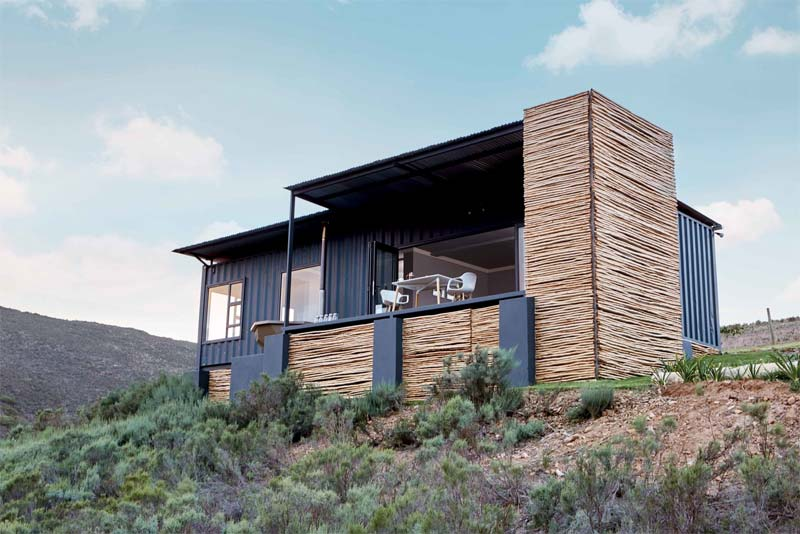 moderne containerwoning off grid-2