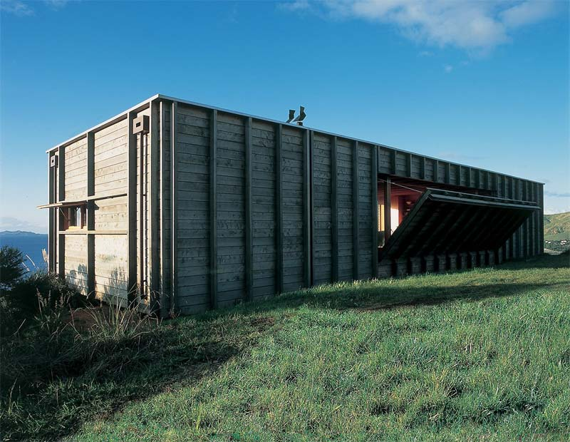 containerwoning open indeling