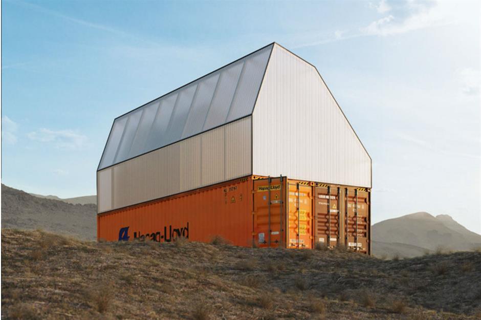 Containerwoning TRS Studio