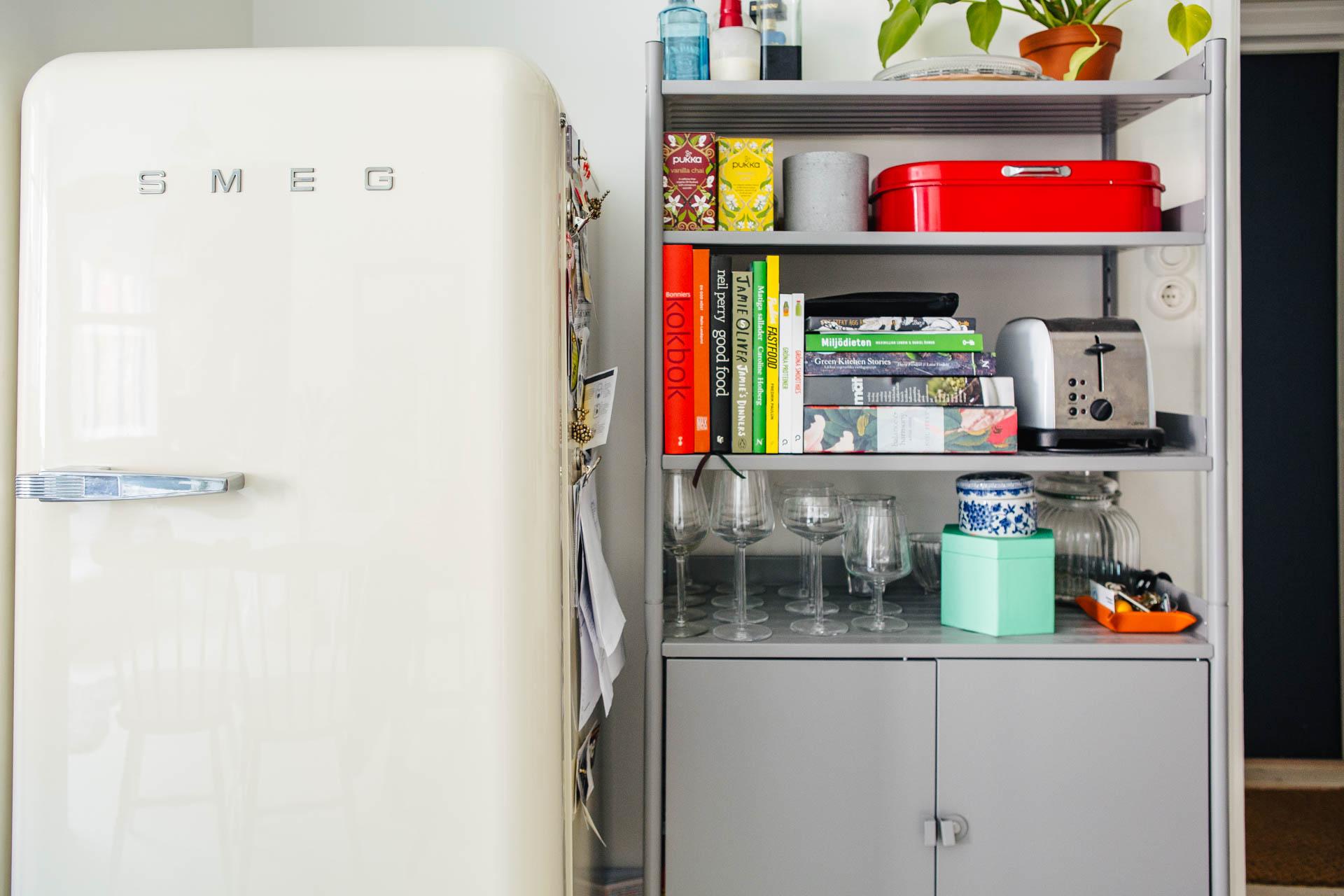 creme-smeg-koelkast